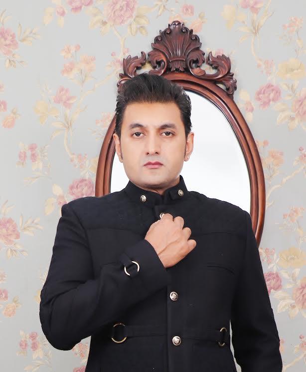 Digvijay Singh White Iris